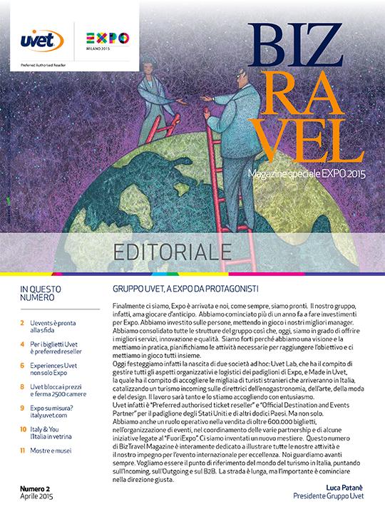BizTravel Magazine Ottobre 2014