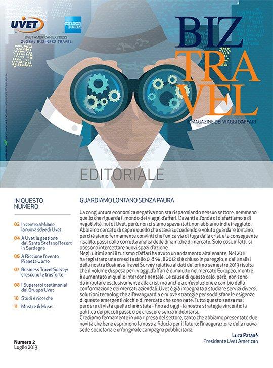BizTravel Magazine Luglio 2013