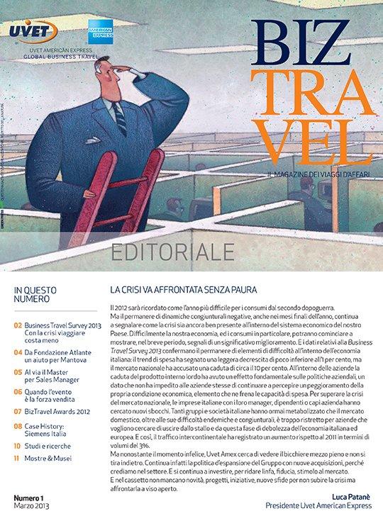 BizTravel Magazine Marzo 2013