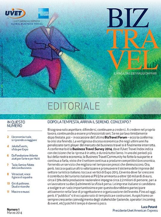 BizTravel Magazine Marzo 2014