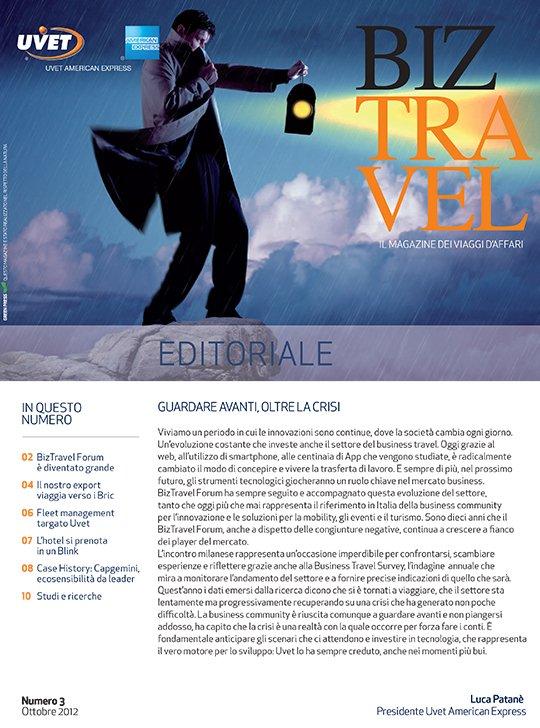BizTravel Magazine Ottobre 2012