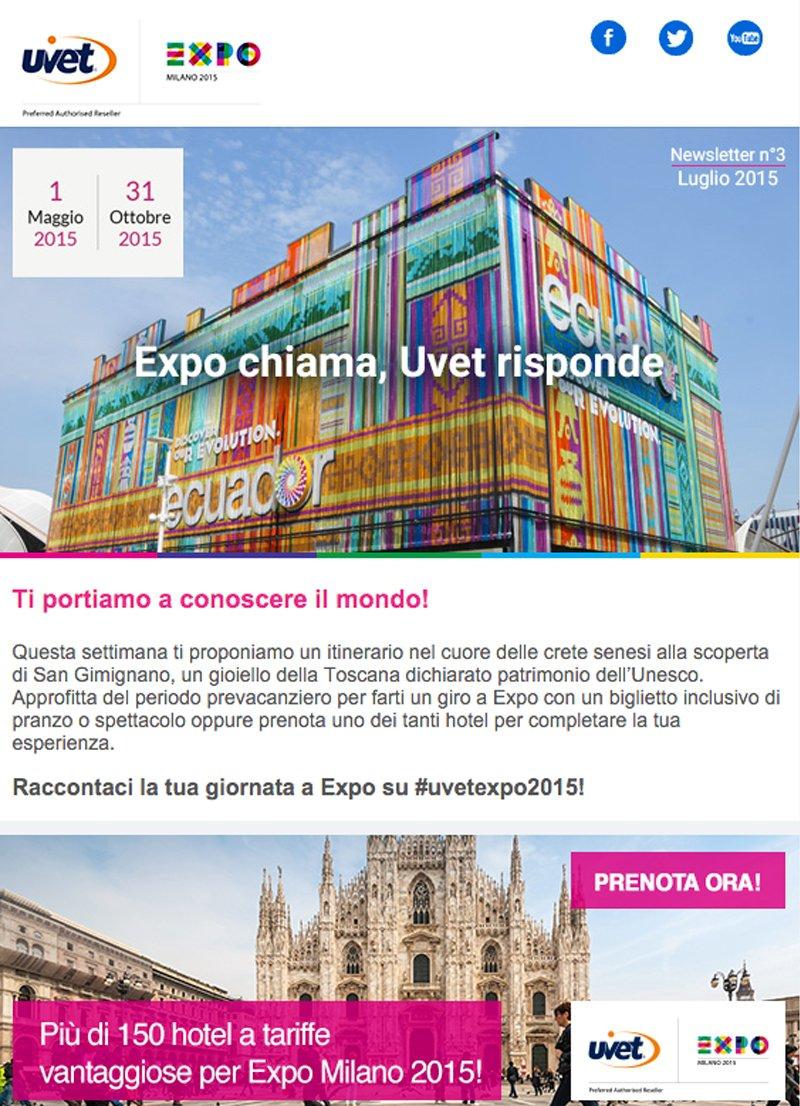 Luglio a Expo 2015: istruzioni per l'uso