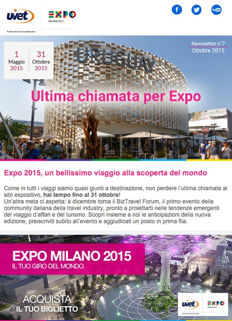 Sprint finale per Expo 2015