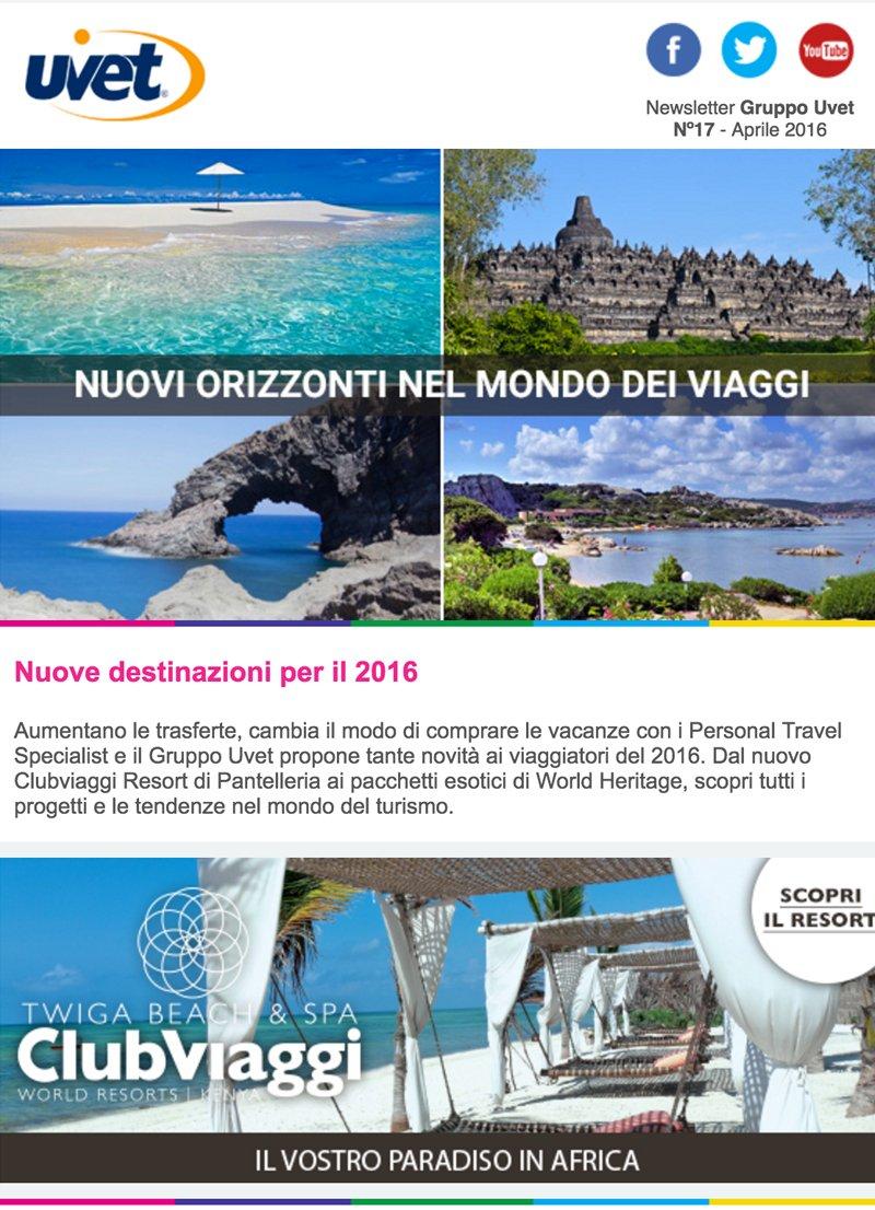 Tante novità nel mondo del turismo, scoprile con noi